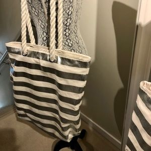💰Primark Big Beach Tote with a Small Purse too